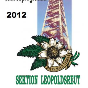 Jahresprogramm 2012